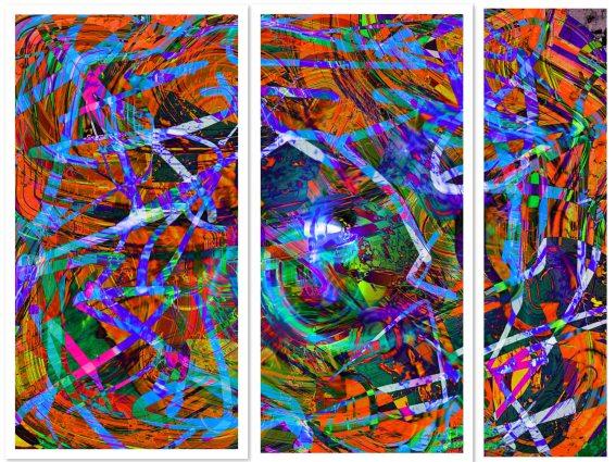 8.18.17s.Maze.triptych